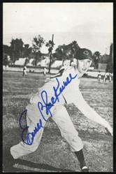 Ewell Blackwell Autographed 3.5x5.5 Magazine Page Photo Cincinnati Reds SKU #153980