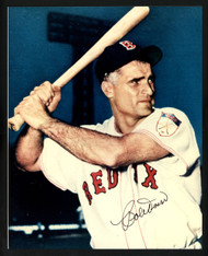 Bobby Doerr Autographed 8x10 Photo Boston Red Sox SKU #154837