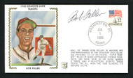 Bob Feller Autographed First Day Cover Cleveland Indians SKU #156415