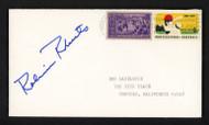 Robin Roberts Autographed 3.5x6.5 Postal Cover Philadelphia Phillies SKU #156649