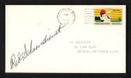 Red Schoendienst Autographed 3.5x6.5 Postal Cover St. Louis Cardinals SKU #156652