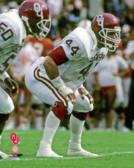 Oklahoma Sooners Unsigned 16x20 Photo #1 to be signed by Brian Bosworth **Requires Autograph Ticket To Be Signed*