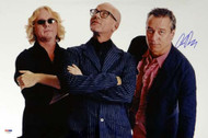 Peter Buck Autographed 12x18 Photo R.E.M. PSA/DNA #T14631