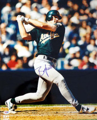 Ben Grieve Autographed 16x20 Photo Oakland A's PSA/DNA #S76823