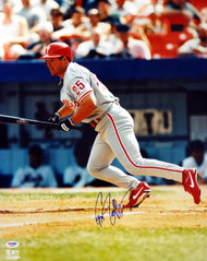 Gregg Jefferies Autographed 16x20 Photo Philadelphia Phillies PSA/DNA #S76817