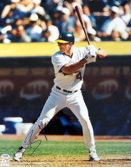 Ben Grieve Autographed 16x20 Photo Oakland A's PSA/DNA #T14977