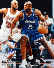 Isaac Austin Autographed 16x20 Photo Orlando Magic PSA/DNA #T14840