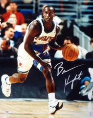 Brevin Knight Autographed 16x20 Photo Cleveland Cavaliers PSA/DNA #T14401