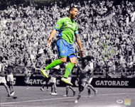Clint Dempsey Autographed 16x20 Photo Seattle Sounders PSA/DNA #6A85229
