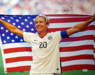 Abby Wambach Autographed 16x20 Photo Team USA PSA/DNA #Z86763