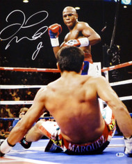 Floyd Mayweather Jr. Autographed 16x20 Photo Beckett BAS #I61238