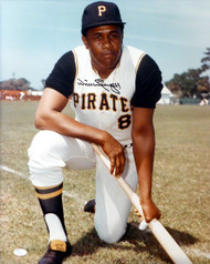 Willie Stargell Autographed 16x20 Photo Pittsburgh Pirates JSA #T70663