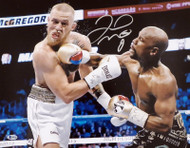 Floyd Mayweather Jr. Autographed 16x20 Photo Beckett BAS Stock #157357