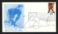 Darren Chiacchia Autographed First Day Cover Olympic Equestrian SKU #159610