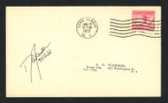 """Dan Jansen Autographed First Day Cover 1994 Olympics """"94 Gold"""" SKU #159639"""