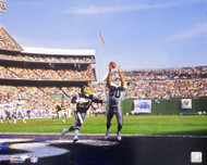 Seattle Seahawks Unsigned 16x20 Photo #1 to be signed by Steve Largent **Requires Autograph Ticket To Be Signed*