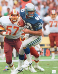 Seattle Seahawks Unsigned 16x20 Photo #2 to be signed by Steve Largent **Requires Autograph Ticket To Be Signed*