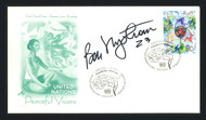 Bob Nystrom Autographed First Day Cover New York Islanders SKU #164940