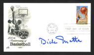 Dick Motta Autographed First Day Cover Dallas Mavericks SKU #164988