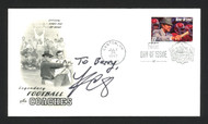 "Kirk Cousins Autographed First Day Cover Minnesota Vikings ""To Barry"" SKU #165065"