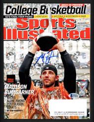 Madison Bumgarner Autographed Sports Illustrated Magazine San Francisco Giants Beckett BAS #S76212