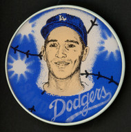 Sandy Koufax 1960 Los Angeles Dodgers 3D Motion Button SKU #175949