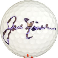 Jack Nicklaus Autographed Official Titleist TruFeel Golf Ball JSA #BB14758