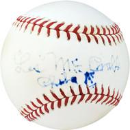 """Les McCrabb Autographed Official AL Baseball Philadelphia A's """"Phil. A's """" PSA/DNA #C64141"""