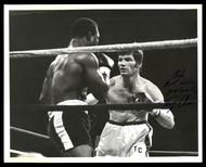 "Tony Chiaverini Autographed 8x10 Photo ""To Bob Best Wishes"" SKU #179684"