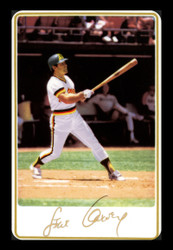 Steve Garvey Autographed 1985 Armstrong's Ceramic Autograph Card San Diego Padres #179/1000 SKU #181230