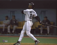 "**PRE-ORDER** ""SWING"" 16x20 Photo To Be Signed At Our Upcoming Private Signing With Hall of Famer Ken Griffey, Jr."