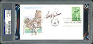 Larry Nelson Autographed First Day Cover Golfer PSA/DNA #83060153