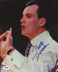 Billy Donovan Autographed 8x10 Photo Florida Gators PSA/DNA #S40163
