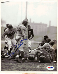 Don Kindt Autographed 7x9 Wire Photo Chicago Bears PSA/DNA #S40865
