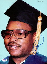Larry Holmes Autographed Magazine Page Photo PSA/DNA #S42559