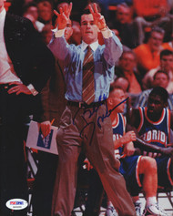 Billy Donovan Autographed 8x10 Photo Florida Gators PSA/DNA #S46495