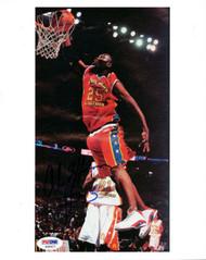 Al Jefferson Autographed 8x10 Photo Boston Celtics PSA/DNA #S46917