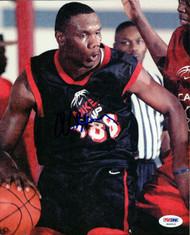 Al Jefferson Autographed 8x10 Photo Boston Celtics PSA/DNA #S46919