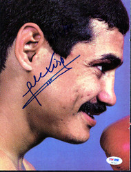 Alexis Arguello Autographed Magazine Page Photo PSA/DNA #S47437