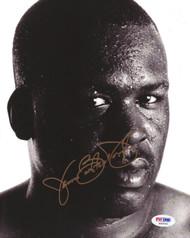James Buster Douglas Autographed 8x10 Photo PSA/DNA #S42261