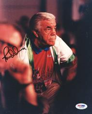 Lou Duva Autographed 8x10 Photo PSA/DNA #S42308