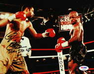 Diego Corrales Autographed 8x10 Photo PSA/DNA #S48388