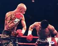 Diego Corrales Autographed 8x10 Photo PSA/DNA #S48391