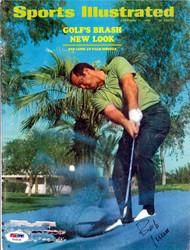 Bob Lunn Autographed Magazine Cover PSA/DNA #T43536