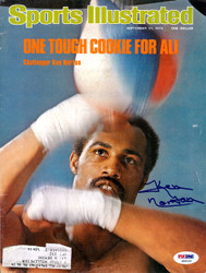 Ken Norton Autographed Sports Illustrated Magazine Cover PSA/DNA #S48554
