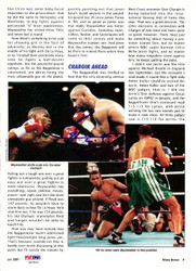 Diego Corrales Autographed Magazine Page Photo PSA/DNA #S47512