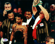 Sugar Shane Mosley Autographed 8x10 Photo PSA/DNA #S42948