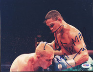 "Hector ""Macho"" Camacho Autographed 8x10 Photo PSA/DNA #S48370"