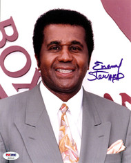 Emanuel Steward Autographed 8x10 Photo PSA/DNA #S50619