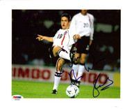 Joe Cole Autographed 8x10 Photo Chelsea To John PSA/DNA #U54392